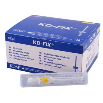 Wenflon KD-FIX rozmiar 0,9 mm