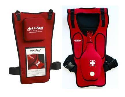 ACT FAST ANTI CHOKING TRAINER - kamizelka trening.