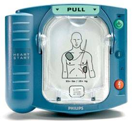 Defibrylator szkoleniowy AED PHILIPS HS1 TRAINER