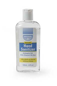 HAND SANITIZER WATER JEL - butelka 120 ml