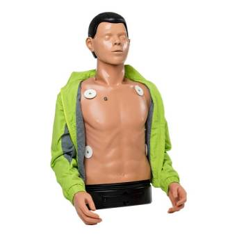 AMBU MAN DEFIB WIRELESS tors - manekin do ALS